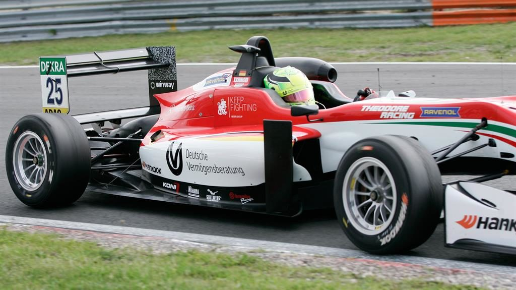 Ralf Schumacher's son set for Formula 4 debut