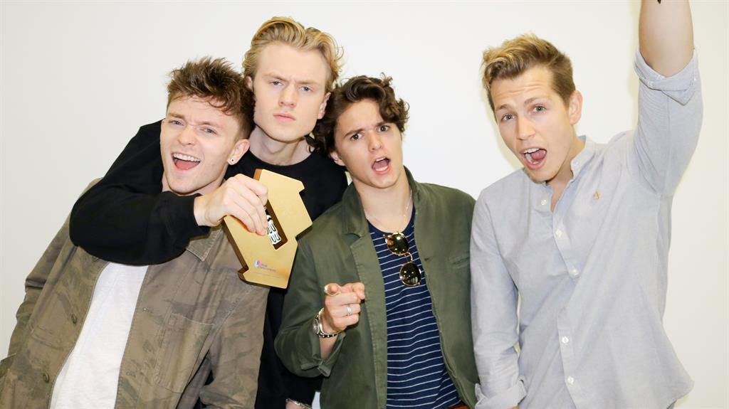 The vamps tickets up for grabs metro newspaper uk the vamps tickets up for grabs vamping it up you could meet these chaps picture rex m4hsunfo