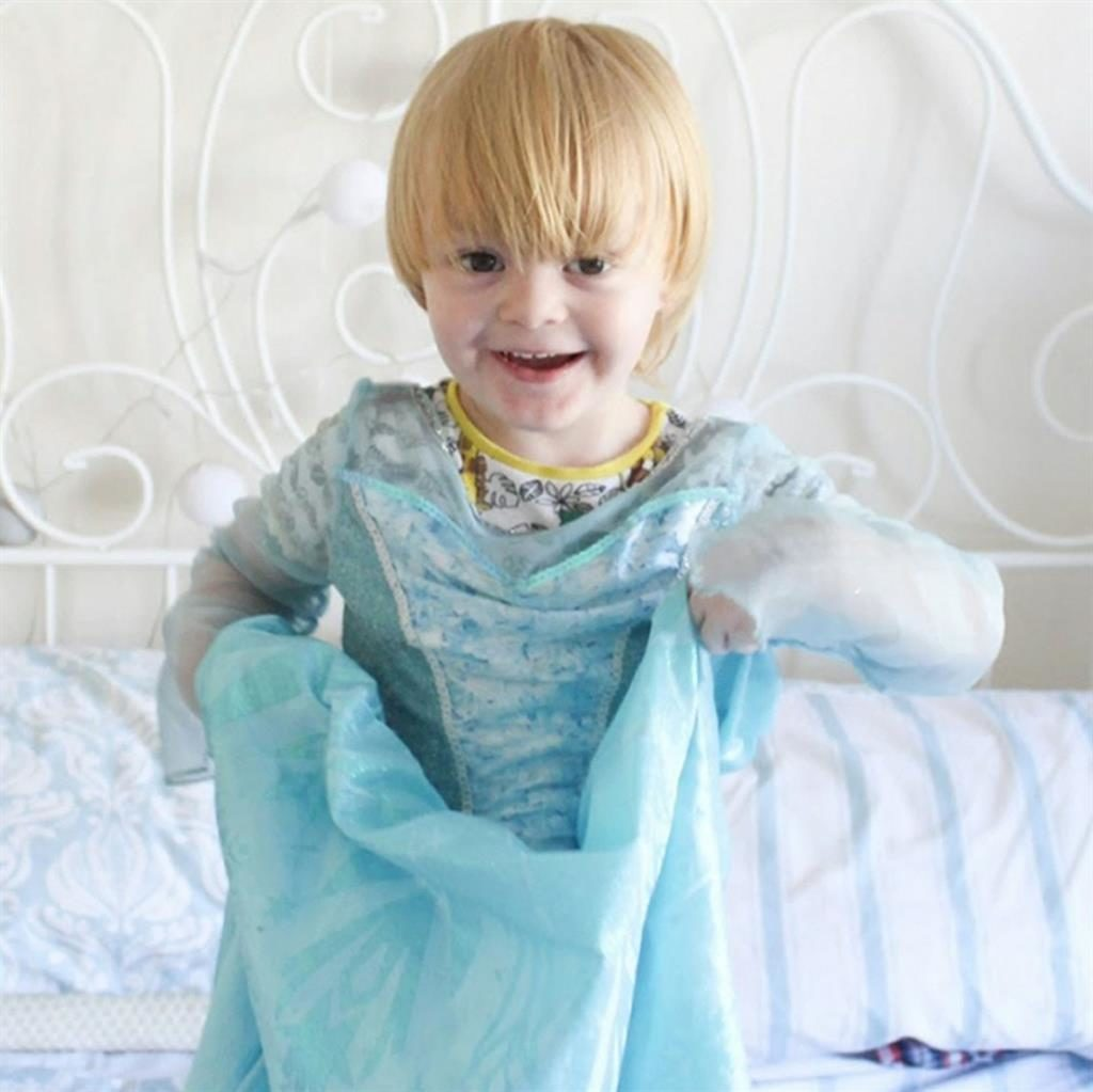 Mom Devastated After Disneyland Refuses to Give Her Son a Princess Makeover