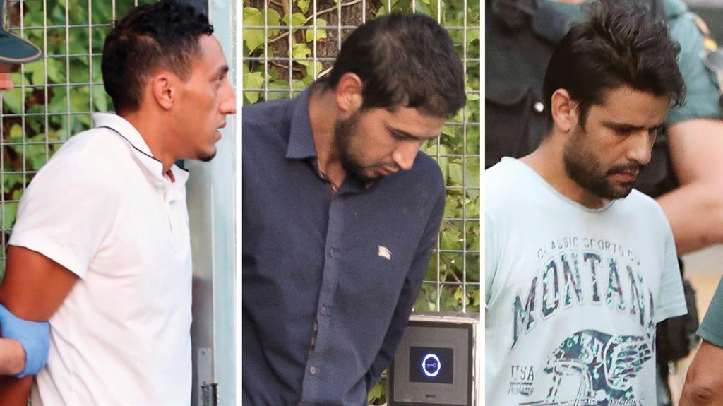 Spanish police hunting for fugitive from 12-member terrorist cell