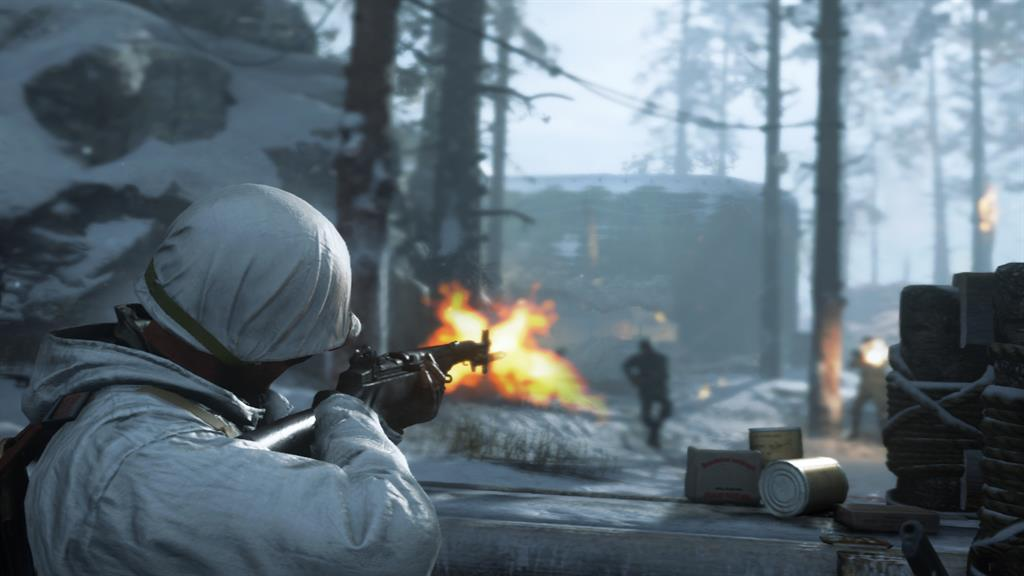 Shoot Call Of Duty WWII could be the best in the series yet