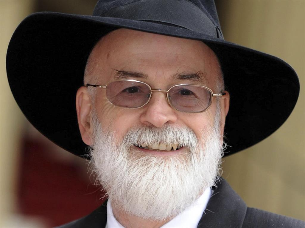 Terry Pratchett gets his wish: Unpublished works crushed by steamroller