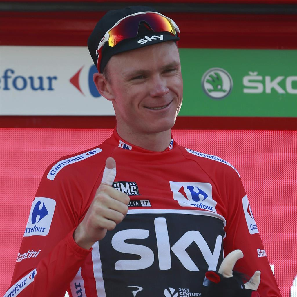 Majka wins 14th stage of Vuelta, Froome keeps lead