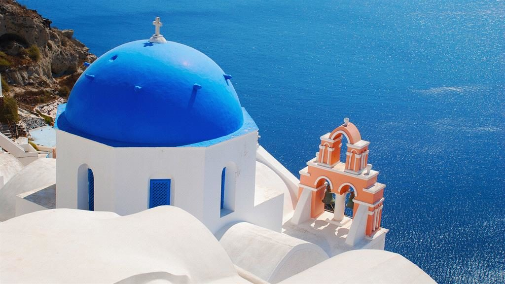 German supermarket edits cross out of photo of Greek church