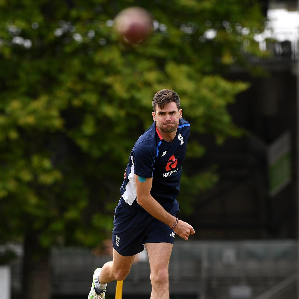 Jimmy Anderson puts focus on England series win rather than 500th wicket