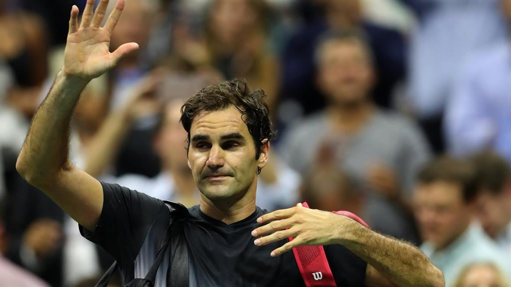 Roger Federer admits he 'struggled' in Juan Martin Del Potro defeat