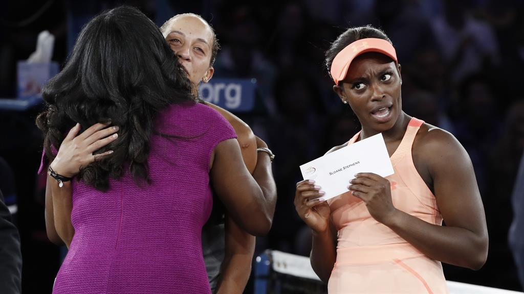 Stephens edges Venus to reach US Open final