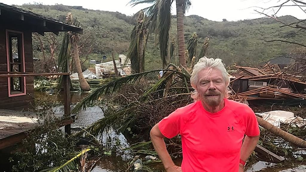 Hurricane Irma: Before and after satellite photos show devastated Caribbean islands