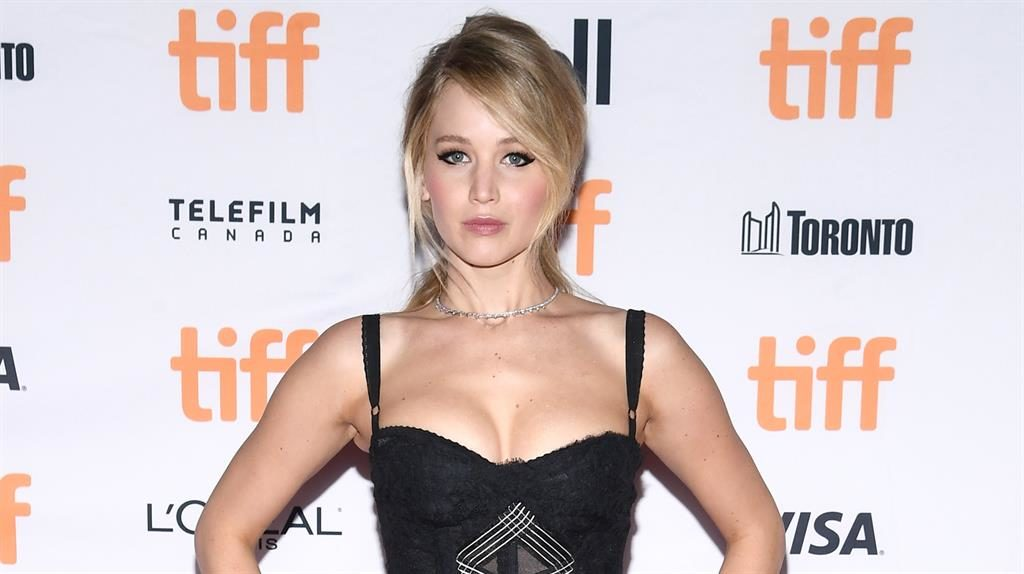 Jennifer Lawrence Says Hurricanes Harvey & Irma Are Nature's 'Wrath' For Electing Trump