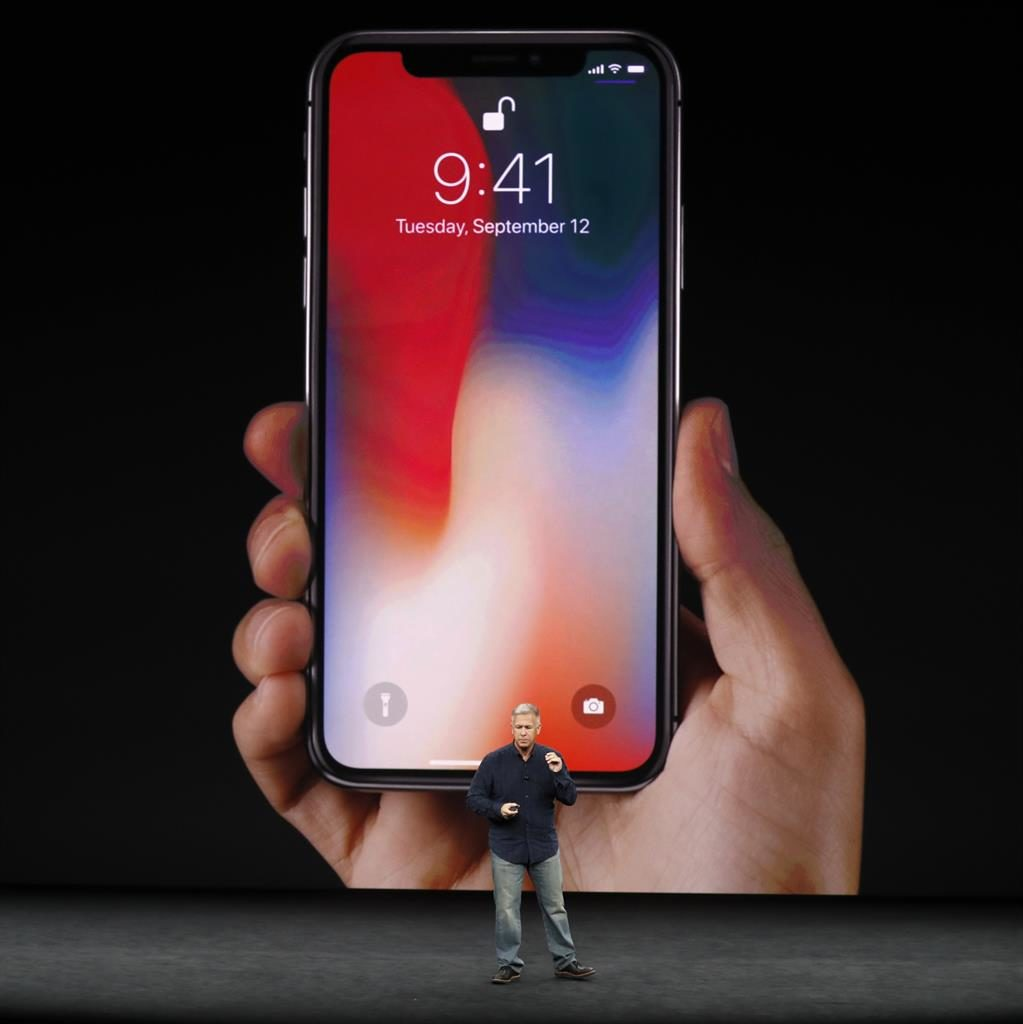 Ringing in changes: The iPhone X is unveiled