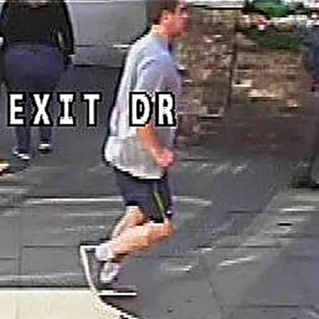 Putney pusher: New CCTV images of jogger suspect released by police