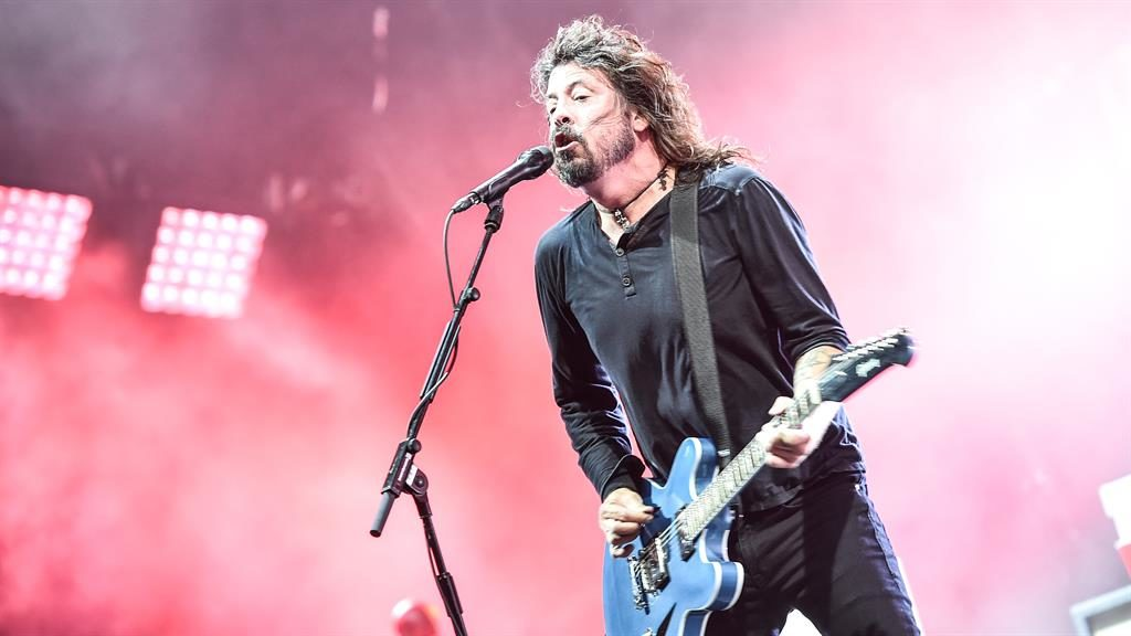 Foo Fighters are opening a pub to celebrate 'Concrete And Gold'