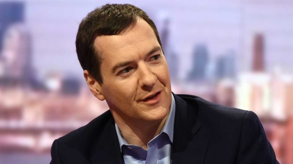 George Osborne wants Theresa May 'chopped up in my freezer'""