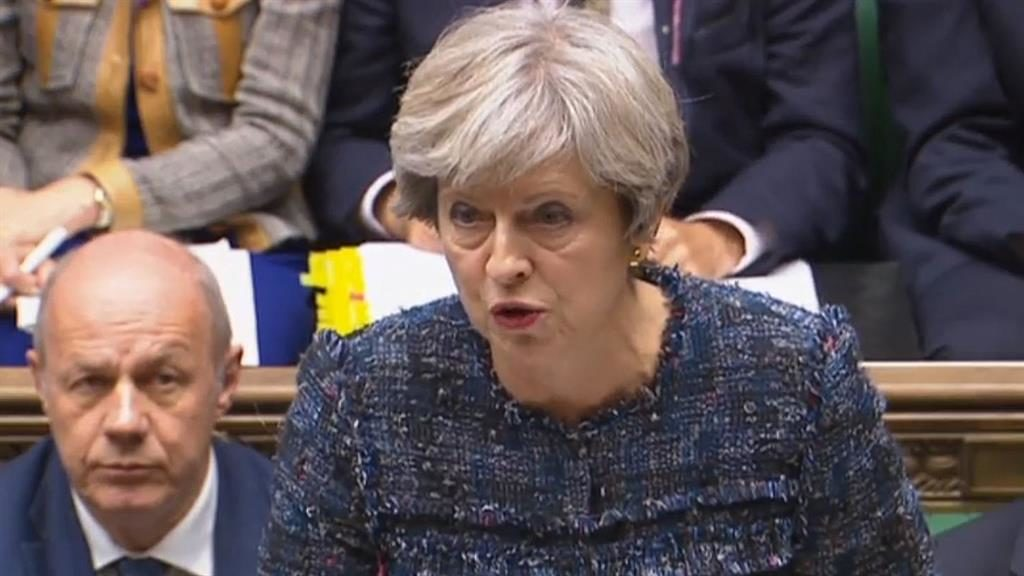Pay thaw! Theresa May lifts 1% public sector cap
