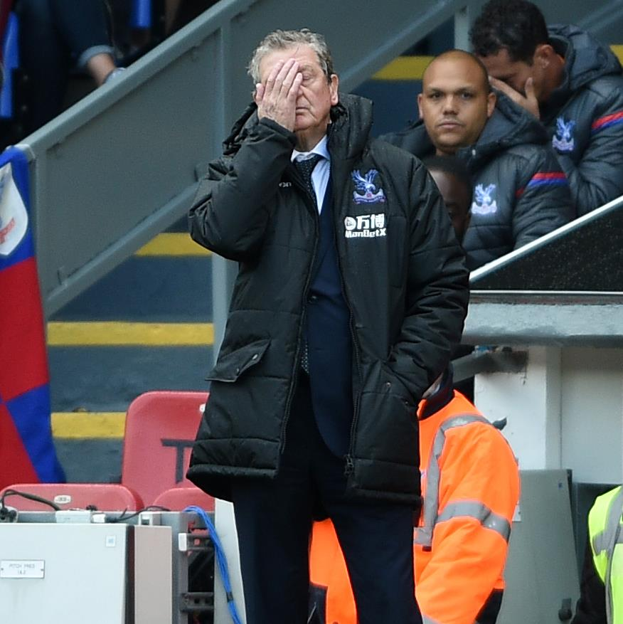 Palace pin hopes on Hodgson for fortune revival