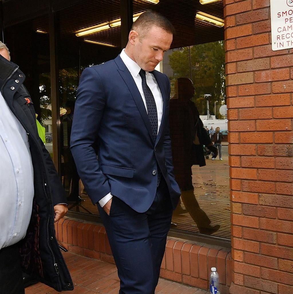 Coleen Rooney brands Wayne's party girl a 'fame-seeking sl*pper'
