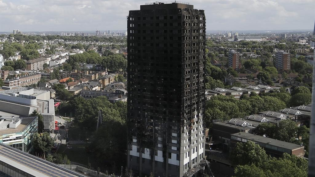 Grenfell death toll 'may be below 80&#39