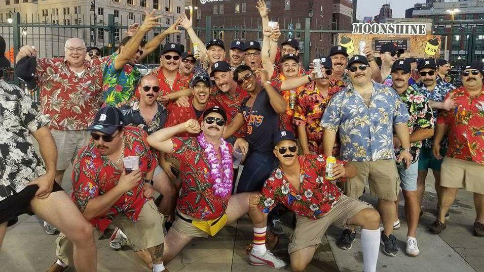 45 'Magnum PI' impersonators kicked out of Detroit Tigers game""
