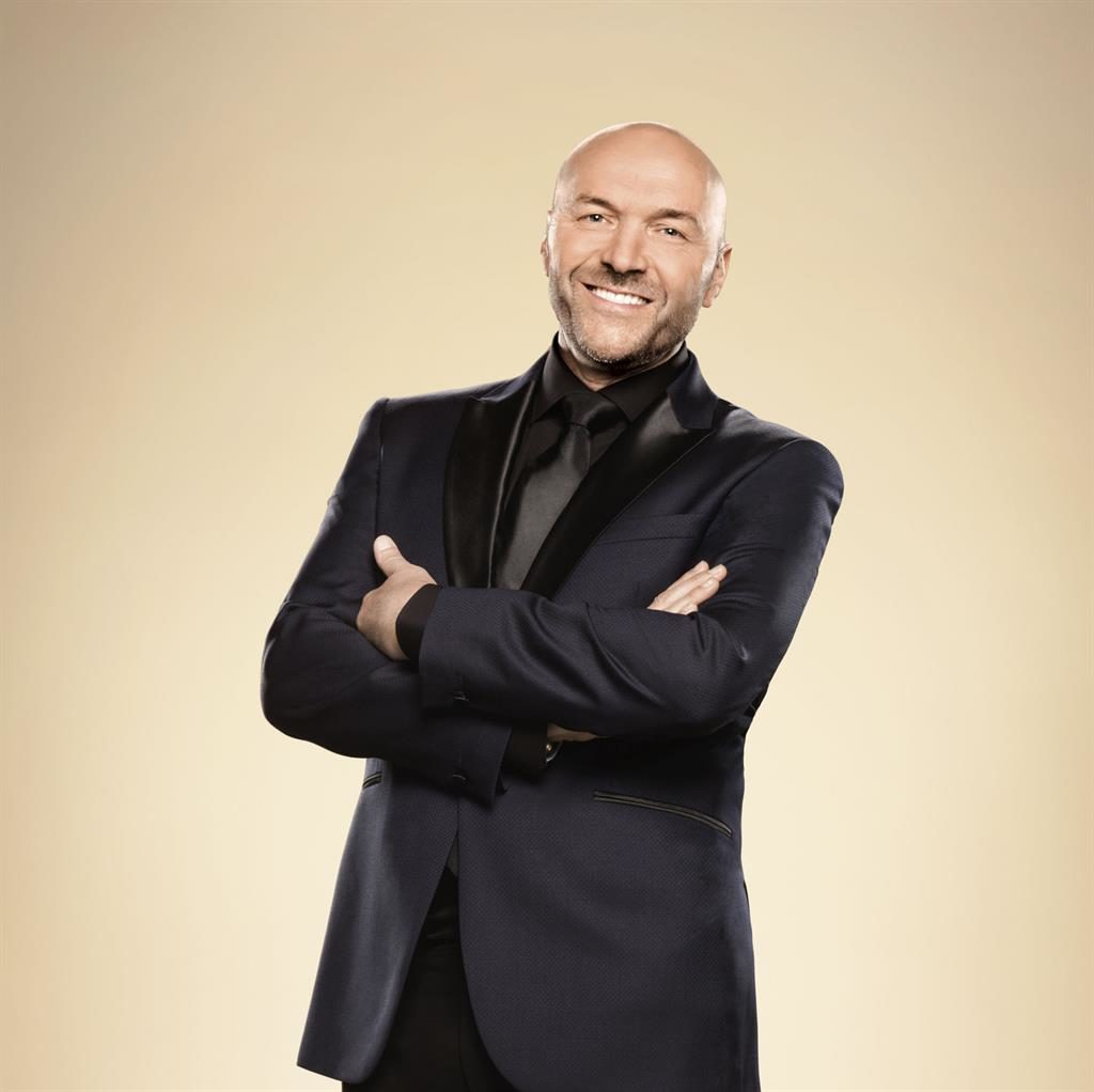 Simon Rimmer On His Spot In The New Strictly Come Dancing
