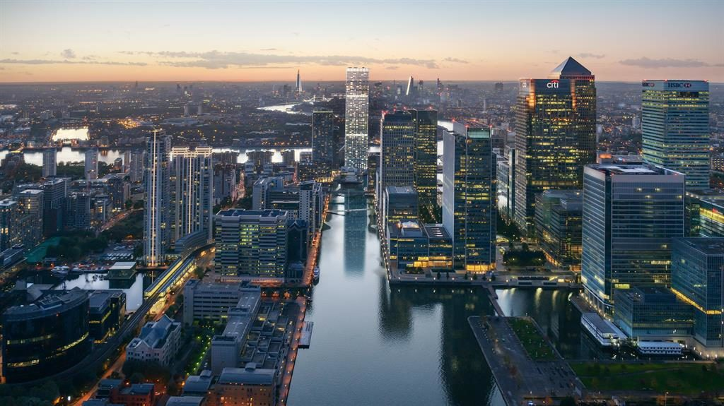 New Build News It S Up Up And Away For London S Skyline