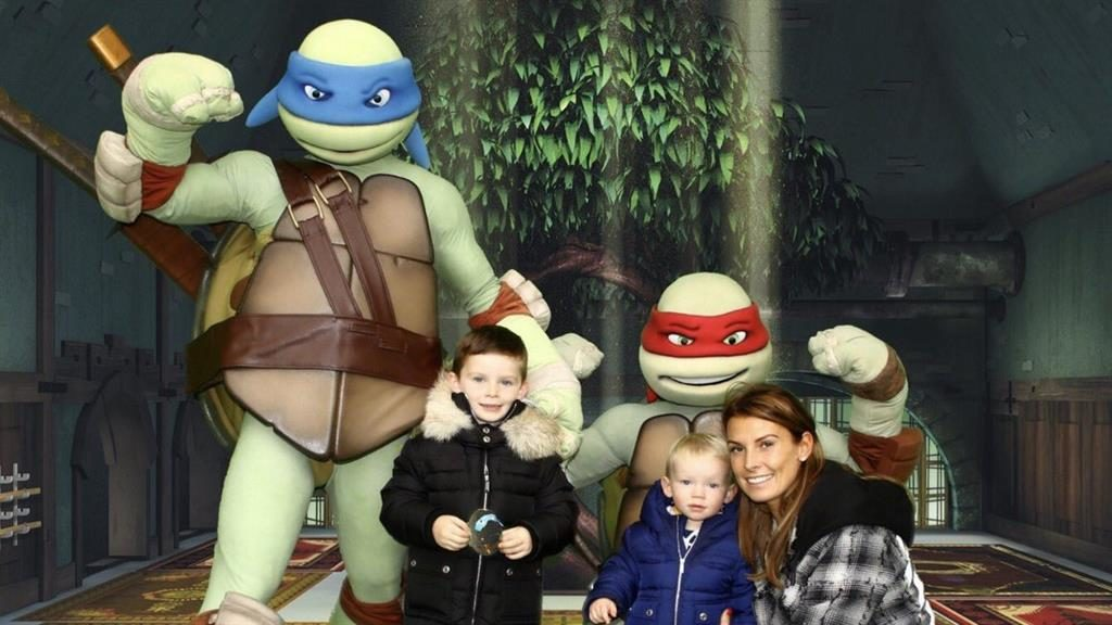 Coleen Rooney asks Wayne to give up one thing for their marriage