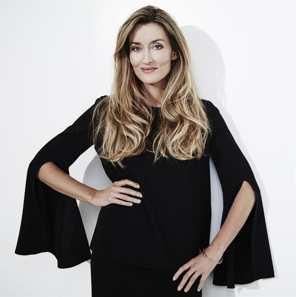 born survivor: natascha mcelhone returns as the first lady