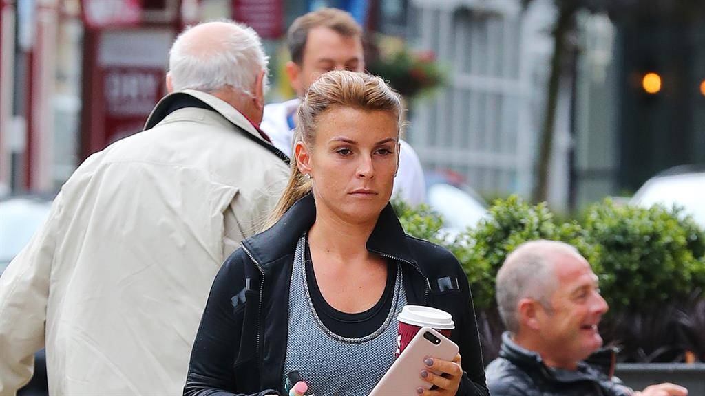 'I was being sarcastic!': Pregnant Coleen Rooney hits back at claims made by 'friends' about husband Wayne