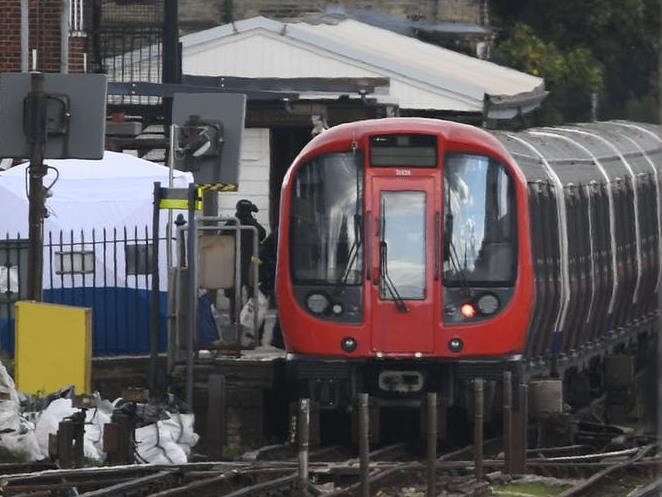 British police arrest third man in London tube attack investigation