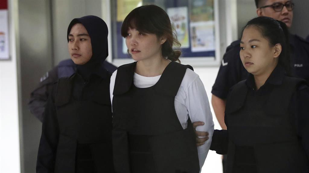 Kim Jong-nam murder: Accused women plead not guilty, say was tricked