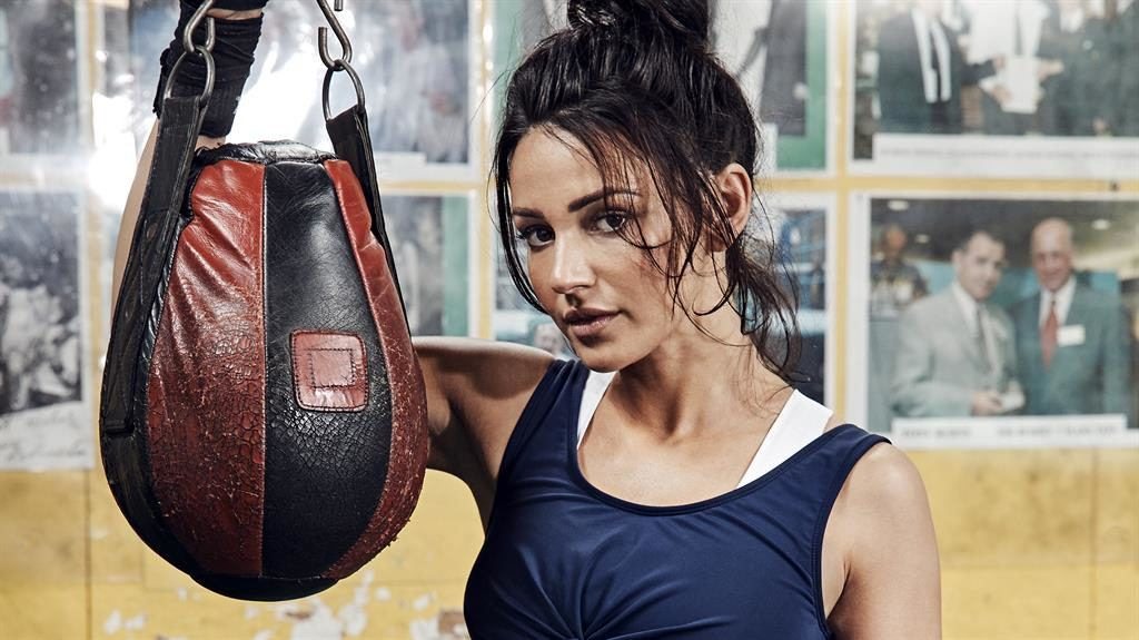 Michelle Keegan Reveals Our Girl Filming Has Made Her Gain A Stone