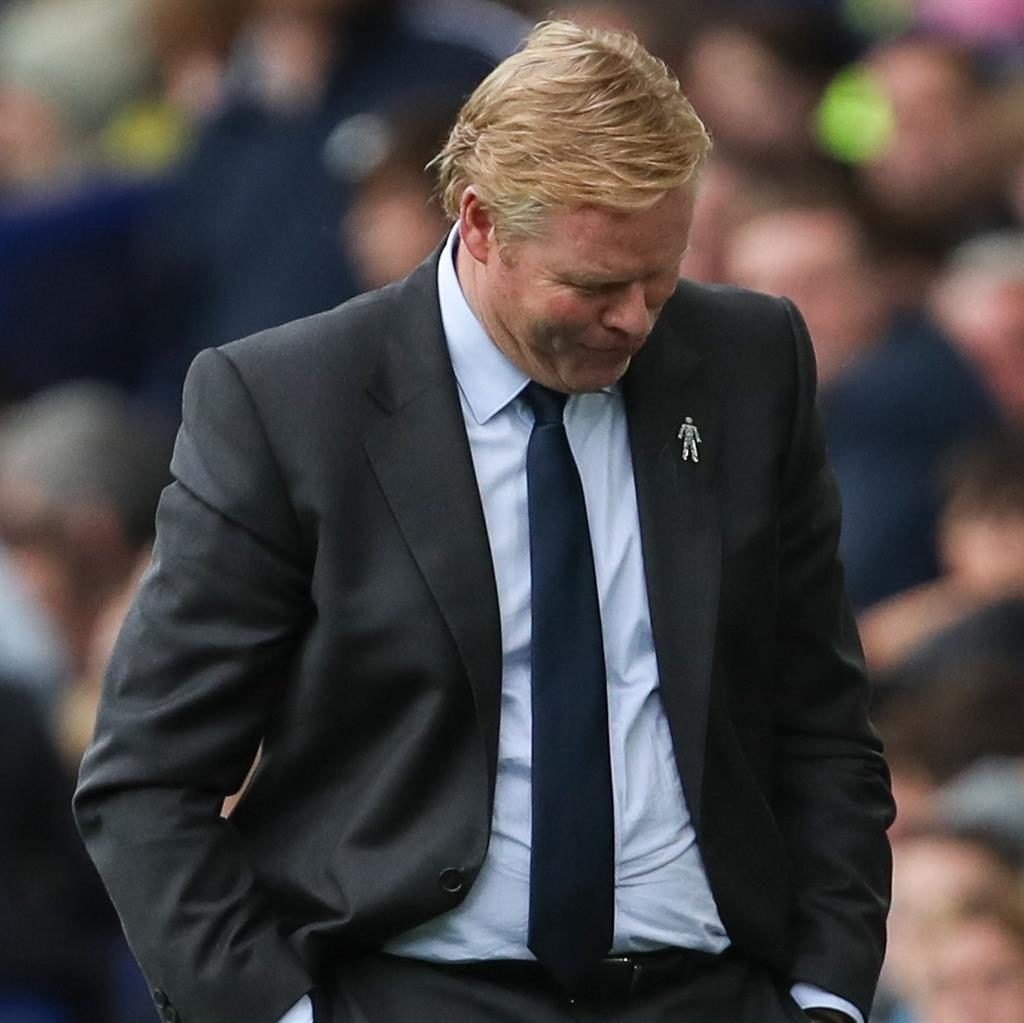 Everton manager Koeman explains why fans can not  complain about this issue