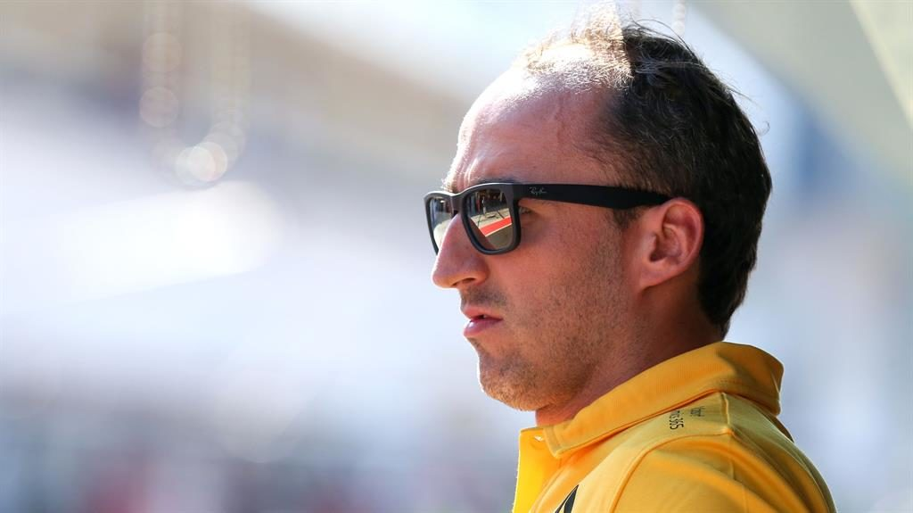 Kubica v di Resta in Williams shoot-out