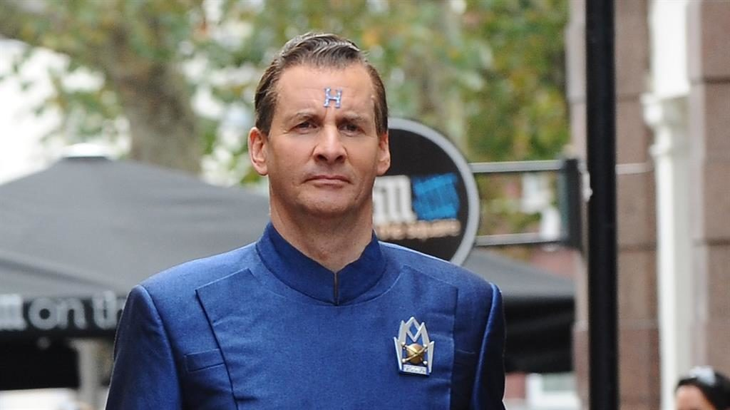 chris barrie admiral