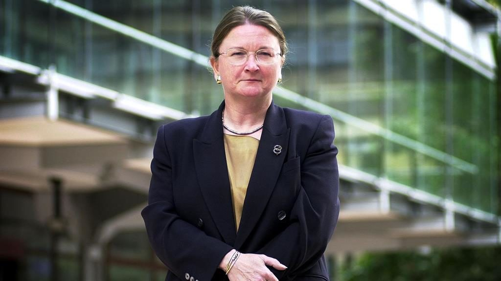 Top earner: Dame Glynis Breakwell, of Bath University gets 'eyewatering' £451,000 PICTURE: SWNS