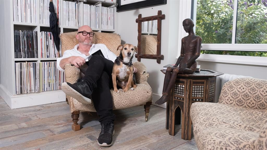 Restoration Comedy Salvage Hunter Drew Pritchard On His