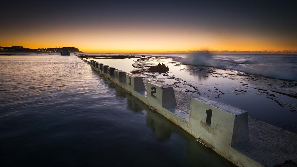 Wonders of Oz: The ocean swimming baths