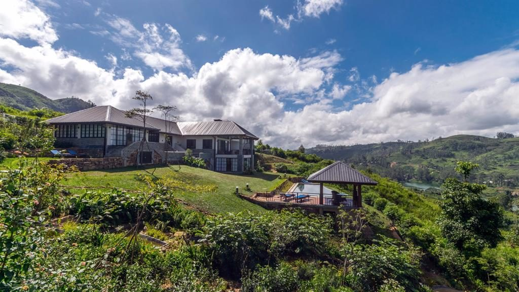 Taste of old Ceylon: Camellia Hills offers teabush gardens and an infinity pool