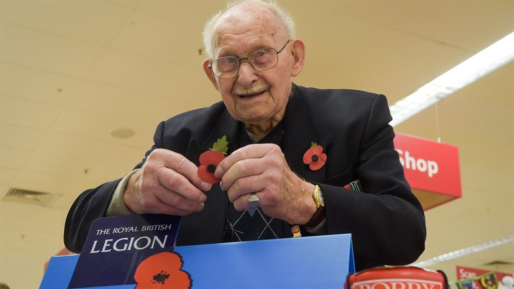 Calls To Support Poppy Appeal On Yorkshire Coast