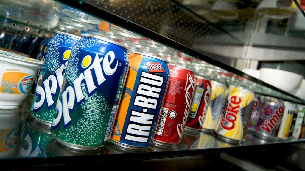 Two cans of sugary pop a week raises diabetes risk