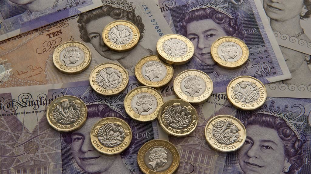UK's living wage increases 4.6pc in London