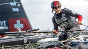 Ben Ainslie is determined to atone in 2021