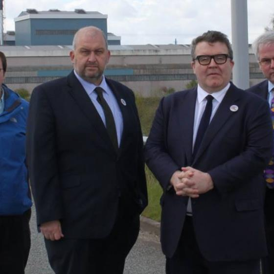 Carl Sargeant, the fired Welsh minister, kills himself after personal conduct accusations