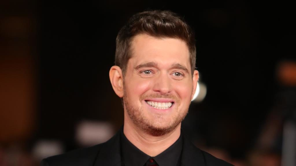 Michael Bublé announces seated Croke Park gig for 2018