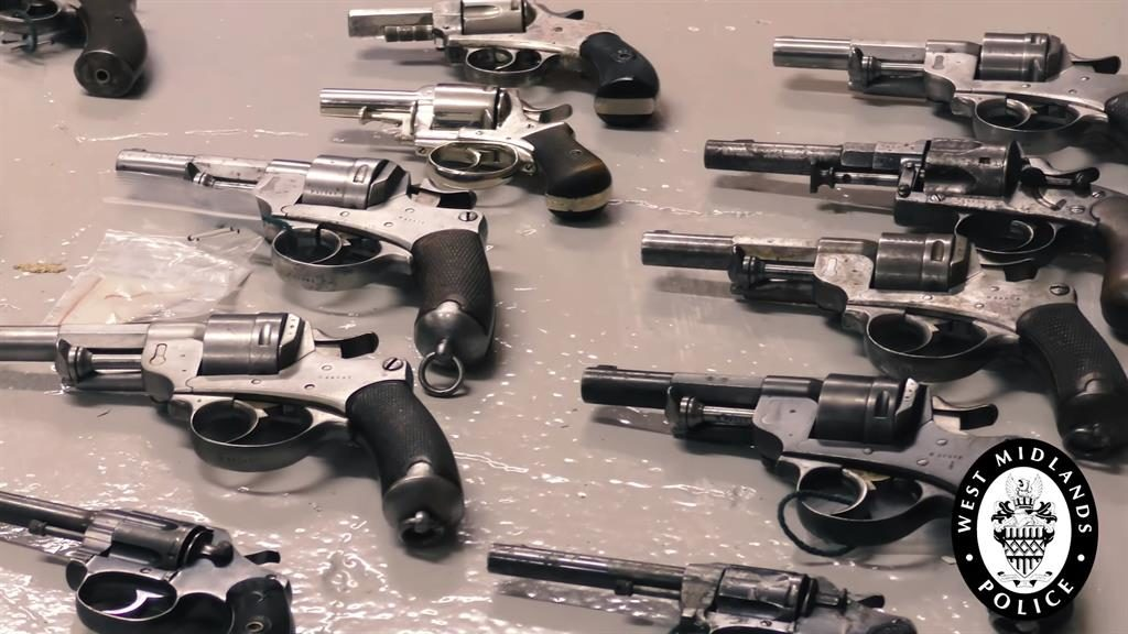 Arms dealer supplied guns and bullets for three murders
