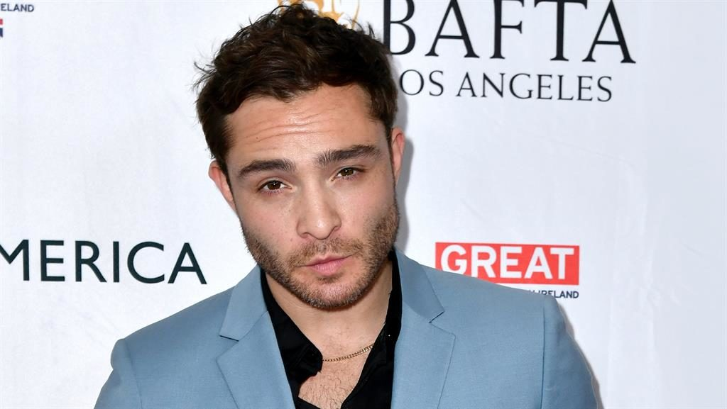 Sex claim British actor Ed Westwick
