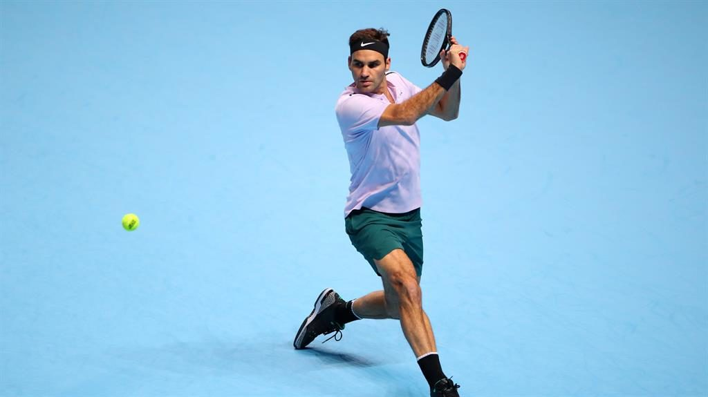 Federer maintains ideal run as Cilic coughs up another lead