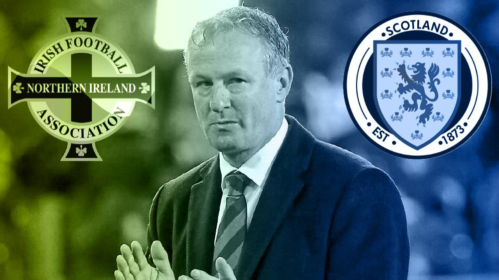 Irish FA give manager Michael O'Neill permission to speak to Scotland