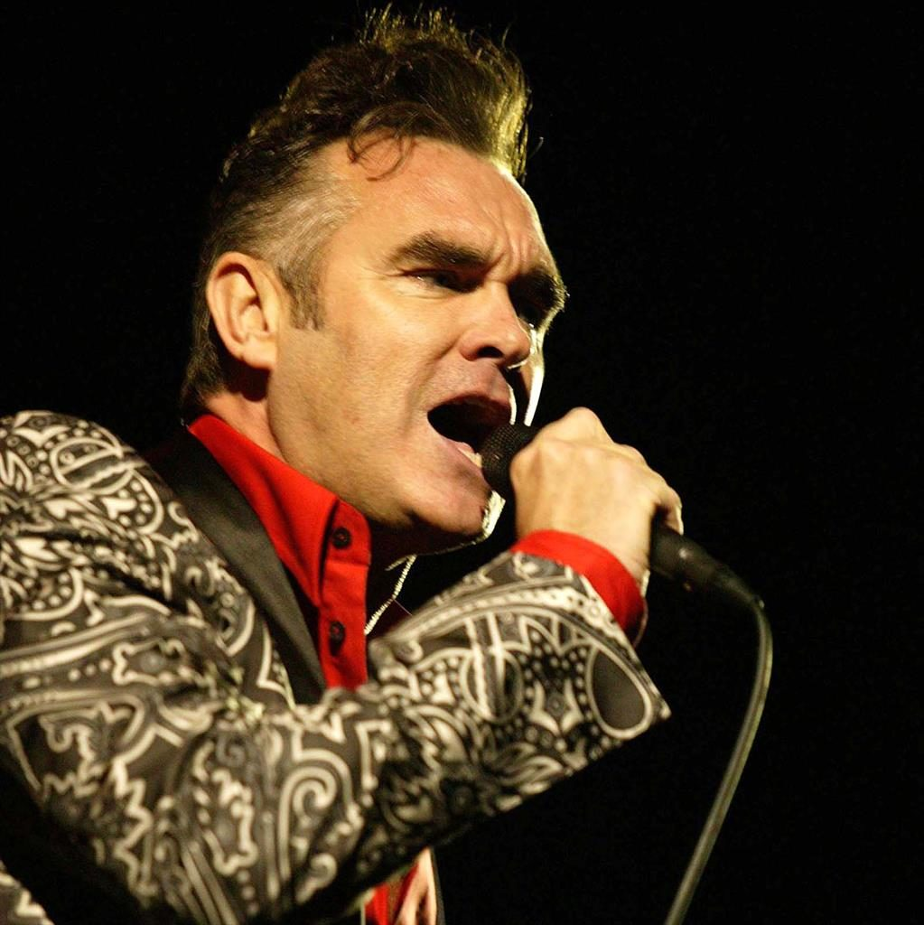 Morrissey Defends Kevin Spacey and Harvey Weinstein In Sexual Assault Controversy