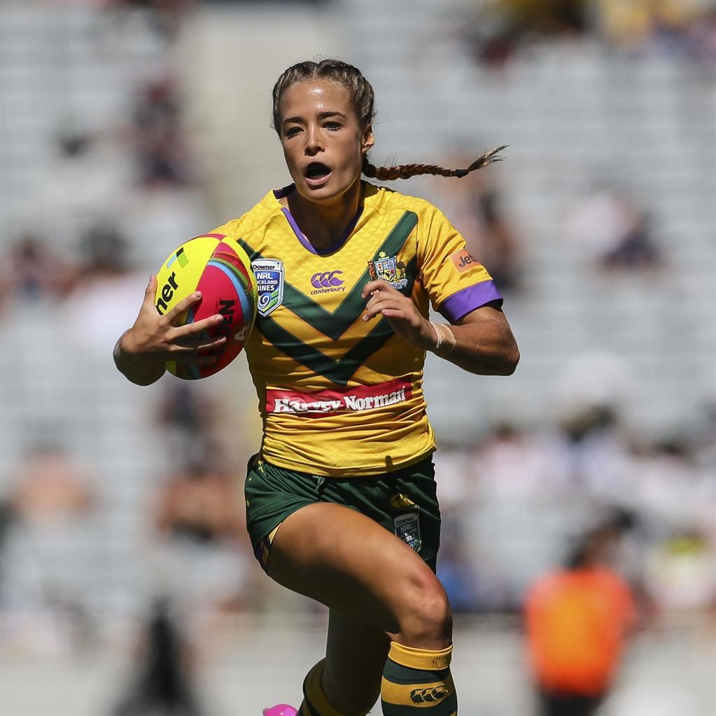 Aussie Women's Rugby League Player Accused Of Biting