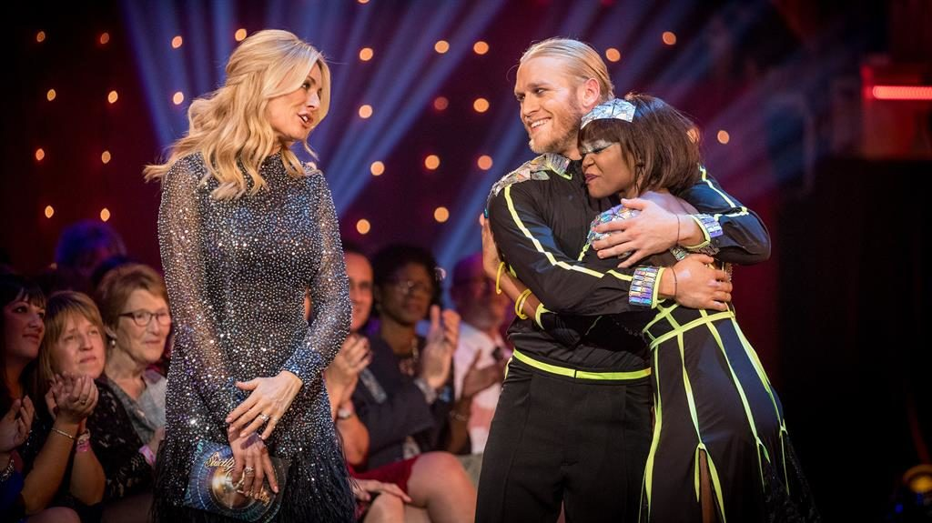 Debbie McGee's stepson sparks homophobia row after viewers slam Strictly performance